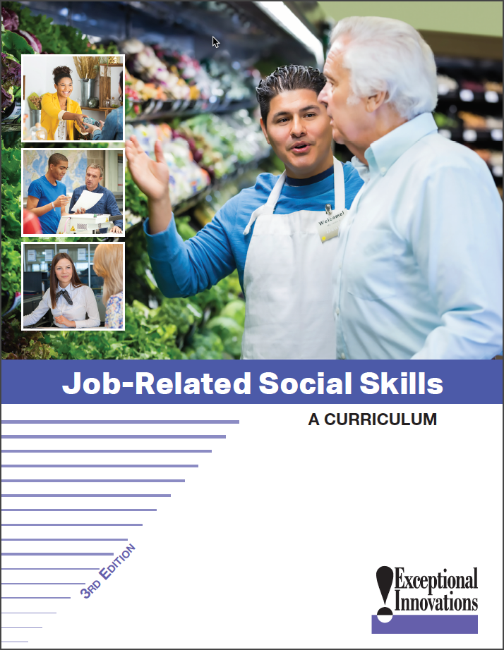 job related social skills