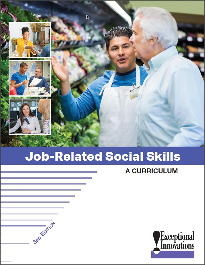 job related social skills