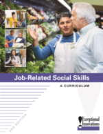 Cover of Job-Related Social Skills, 3rd Edition