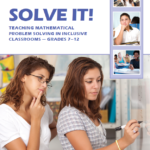 Solve It! is an evidence-based instructional approach that can be embedded into any mathematical curriculum that includes teaching math word problem-solving skills.